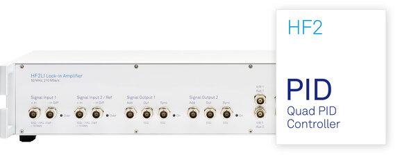 50 MHz PID Controller