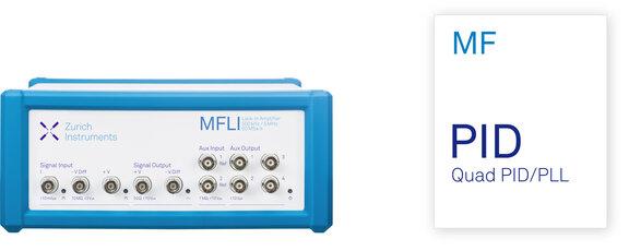 500kHz / 5MHz Quad PID/PLL Controller