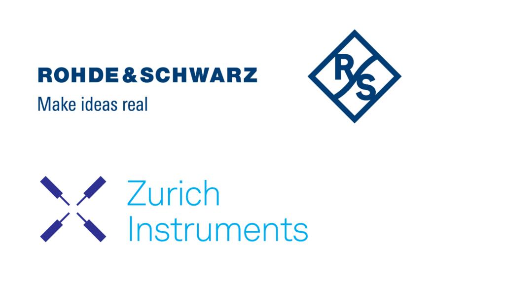 Zurich Instruments is now a Rohde & Schwarz company