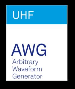 Zurich Instruments UHF-AWG Arbitrary Waveform Generator